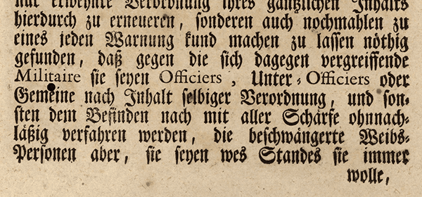 Blackletter emphasis
