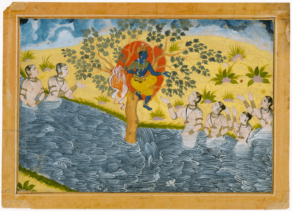 The Gopis Plead