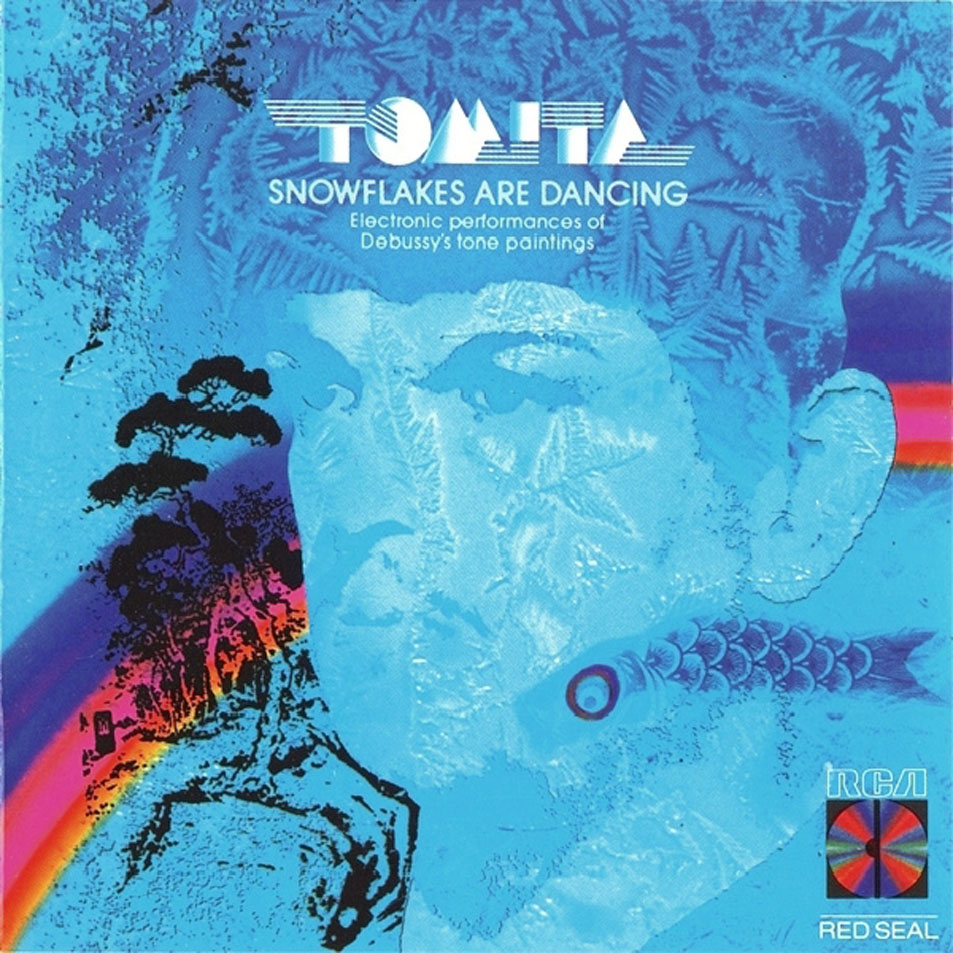 Snowflakes Are Dancing, by Isao Tomita